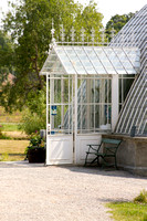 Princess Victoria's greenhouse, Bergianska botanical garden, Stockholm, Sweden