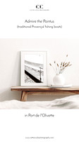 Boat No 5 - Black and white art print by Cattie Coyle Photography 3