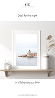 Safe Harbor - French Riviera art print by Cattie Coyle Photography 9